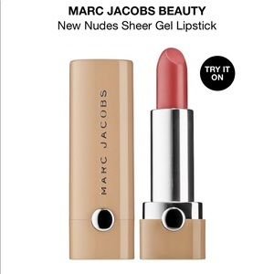 Marc Jacobs New Nudes Lipstick